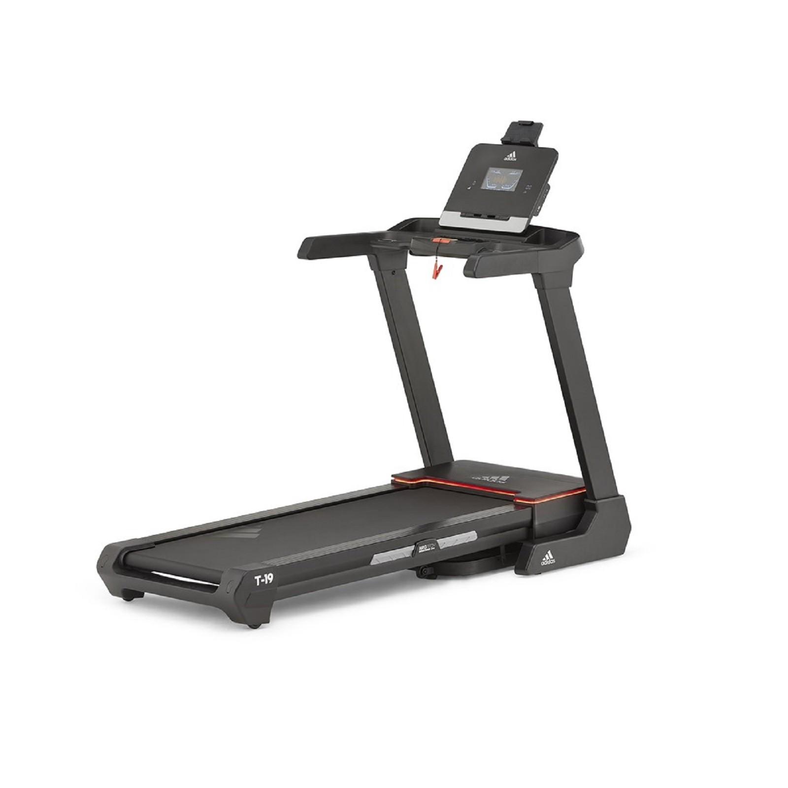 obesidad en frente de Higgins  Adidas T-19 Treadmill - Shop Online - Powerhouse Fitness