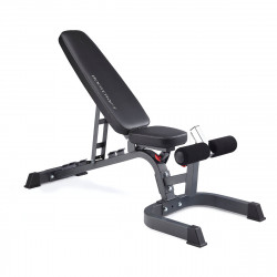 BodyCraft F602 Deluxe Flat/Incline/Decline Utility Bench
