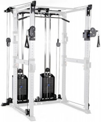 BodyCraft F438 RFT Rack Functional Trainer Attachment for F430 Power Rack