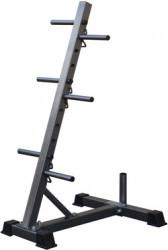 BodyMax CF396BW Standard Bar and Weight Stand