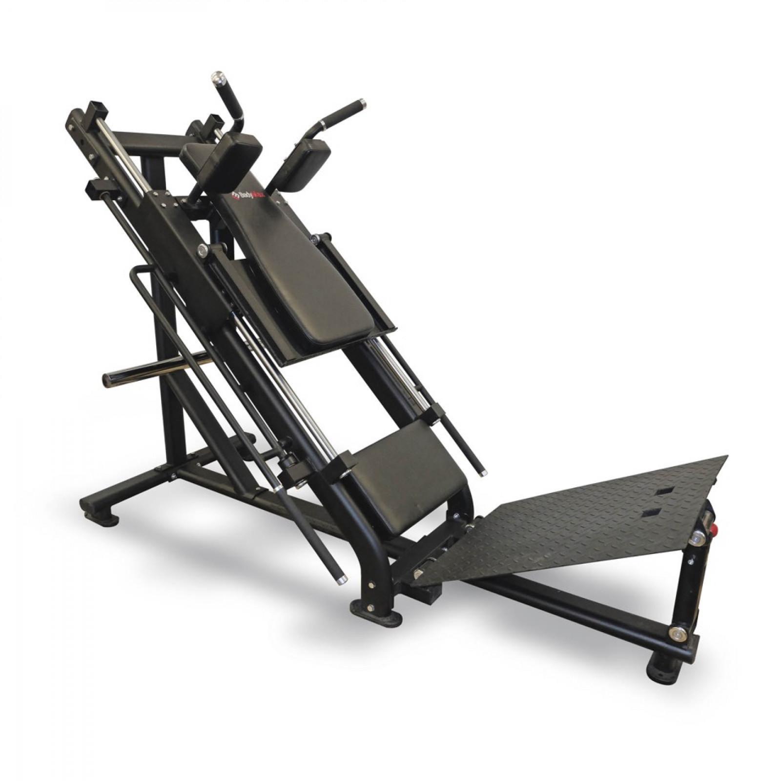Leg Press For Sale >> Bodymax Commercial Leg Press Hack Squat