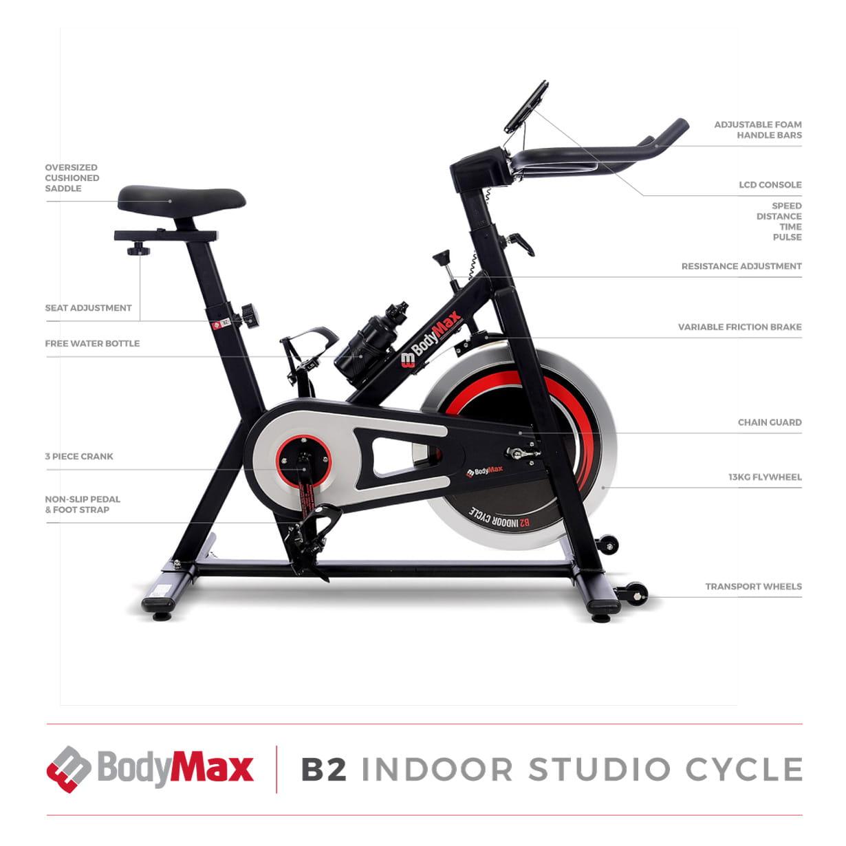 Bodymax B2 Biker