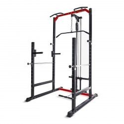 BodyMax CF376R Half Cage with Lat Attachment