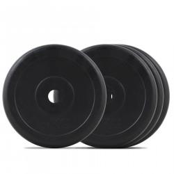 BodyMax Standard Rubber Weight Plates