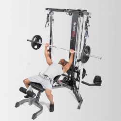 BodyMax Cable Motion & Rack System Deluxe Package