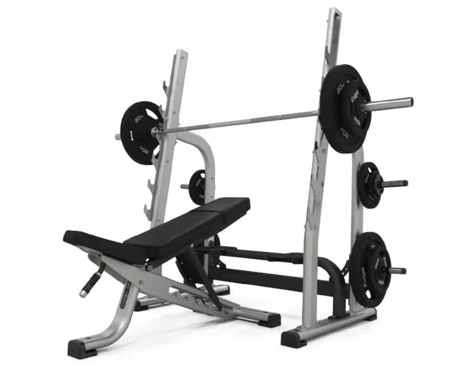 Exigo Uk Commercial Smith Machine Olympic Bar Weight Lifting Gym New In Stock Power Racks Smith Machines Sporting Goods