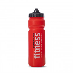 Powerhouse Fitness Red Sports Bottle 750ml
