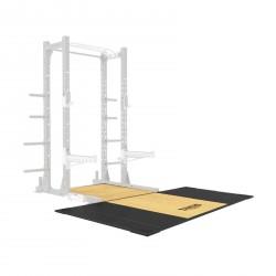 Taurus Integrated Lifting Platform for Elite Half Rack