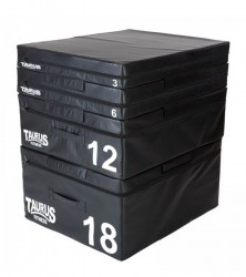 Taurus Soft Plyo Boxes